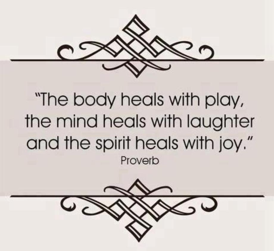 healproverb
