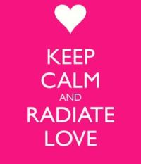 keepcalmradiatelove